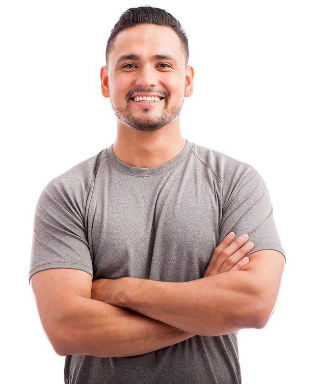 man-smiling-white-background