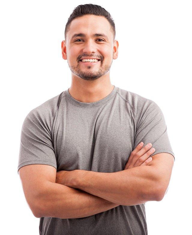 man-smiling-white-background